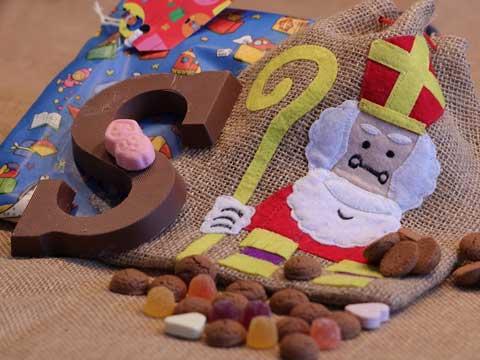 Chocoladeletters bewaren
